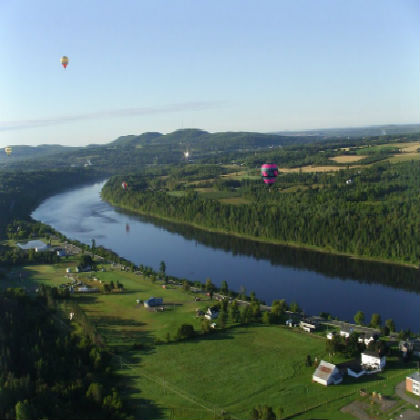River Bend Balloon Fest
